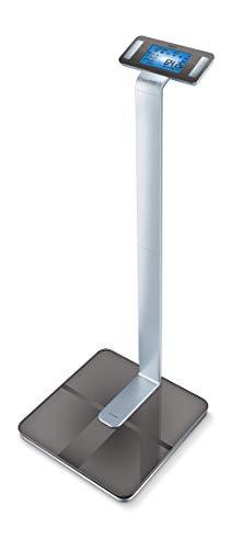 Beurer BF1000 - Báscula diagnóstica Bluetooth, báscula de baño, corporal, compatible con la...