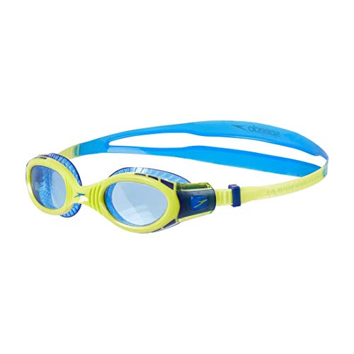 Speedo Futura Biofuse Flexiseal Junior, Gafas de Natación Unisex niños, Multicolor...