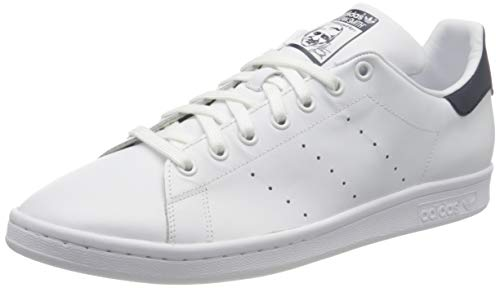 Adidas Stan Smith Zapatillas de Deporte Unisex adulto, Blanco (Core White/Running White/New...