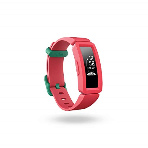 Fitbit Ace 2-Monitores, Pulsera de Actividad para niños con Divertidos incentivos, 4 días de...
