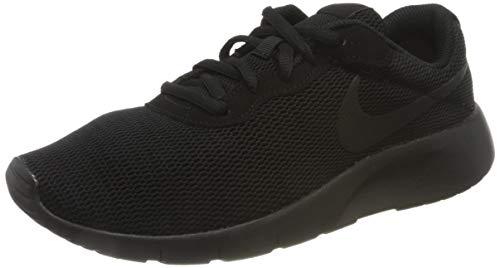 Nike Tanjun (GS), Zapatillas de Running Hombre, Negro (Black/Black 001), 39 EU