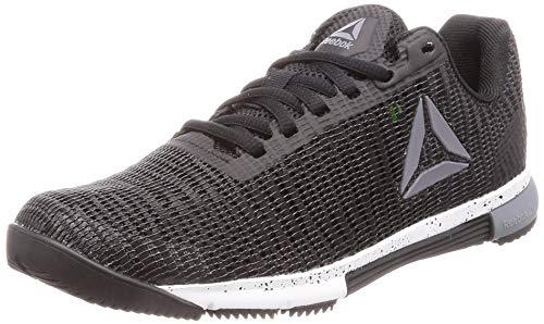 Reebok Speed TR Flexweave, Zapatillas de Deporte Interior para Mujer, Multicolor (Black/Cold...
