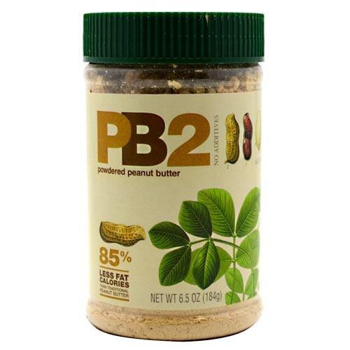 PB2, Original Powdered Peanut Butter, 6.5oz Jar (Pack of 3)