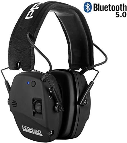 PROHEAR 030BT Bluetooth Casco Tiro Electrónica, Adulto Activo Ajustable Reducción de Ruido,...