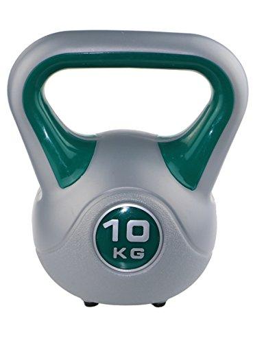 Sveltus - Pesa Rusa para Fitness, Color Verde (10kg)