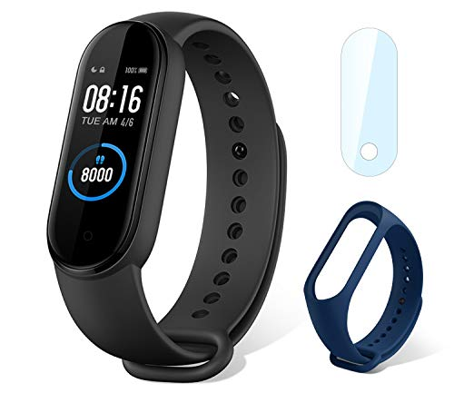 Xiaomi Band 5 Pulsera de Actividad Inteligente, Fitness Tracker, Monitor de Ritmo Cardíaco,...