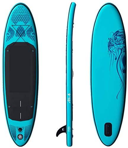 XIGG Tabla Paddle Surf Hinchable, Tabla de Sup Board Stand Up Tabla de Paddle Surf Profesional...