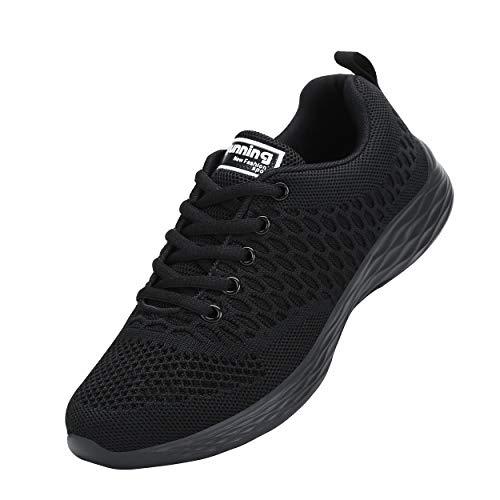 ALI&BOY Mujer Gimnasia Ligero Sneakers Zapatillas de Deportivos de Running para(38 EU,...