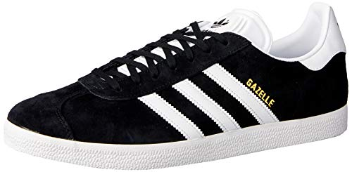 adidas Gazelle, Zapatillas de deporte Unisex Adulto, Varios colores (Core Black/White/Gold...