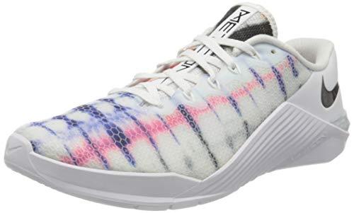 Nike Metcon 5, Unisex Adulto, Blanco (White/Black 100), 45 EU