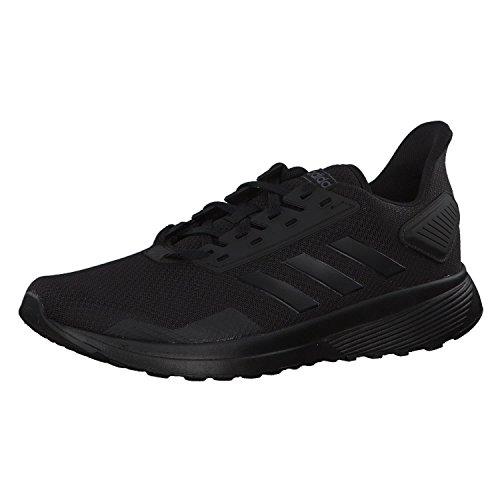 Adidas Duramo 9, Zapatillas de Entrenamiento para Hombre, Negro (Core Black/Core Black/Core...