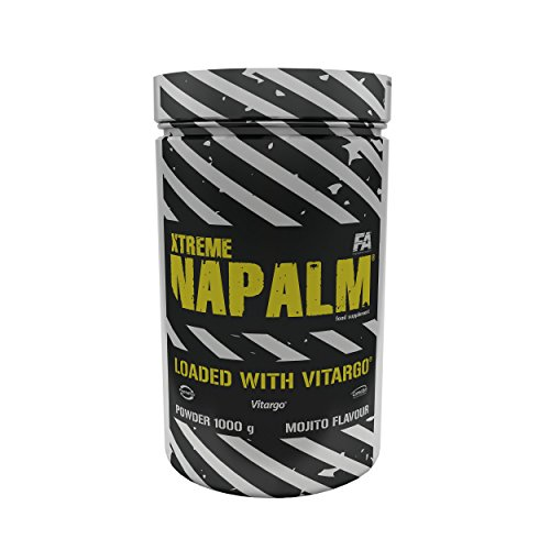 FA Xtreme Napalm + Vitargo Sandía 1kg