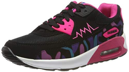 Padgene Zapatillas de Deporte Running para Mujer Zapatos de Amortiguación de Aire Deportes...