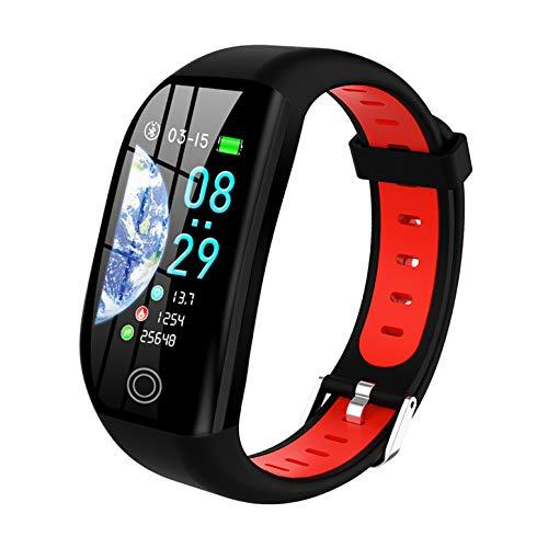 Tipmant Pulsera de Actividad, Reloj Inteligente Smartwatch Impermeable IP68 Pulsera...