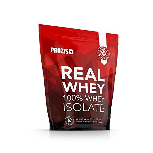 Prozis 100% Real Whey Isolate Proteína para Pérdida de Peso, Recuperación Muscular y...