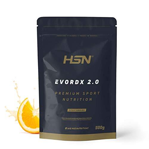 Pre Entreno Potente Evordx 2.0 de HSN | Pre Workout con Cafeína, Creatina Creapure + BCAAs +...