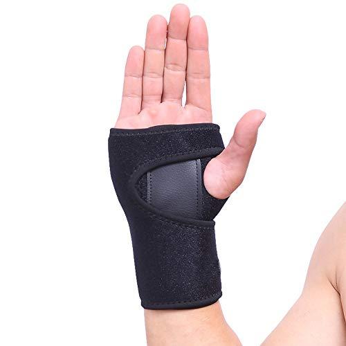 VITTO Muñequera Soporte Férula Muñeca Mano para la Artritis | Túnel Carpiano | Tendinitis:...
