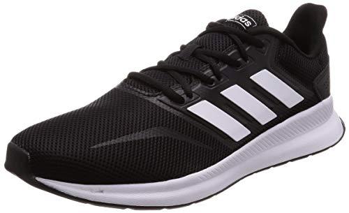 Adidas Falcon, Zapatillas de Trail Running Hombre, Negro Blanco Core Black Cloud White F36199,...