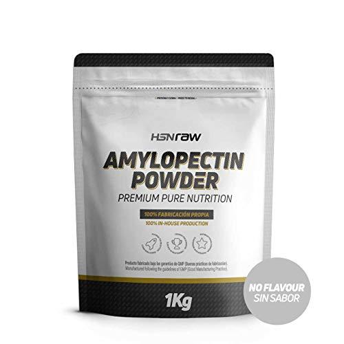 Amilopectina de Maíz (Waxy Maize) de HSN | Amylopectin Powder | Carbohidratos para Deportistas...