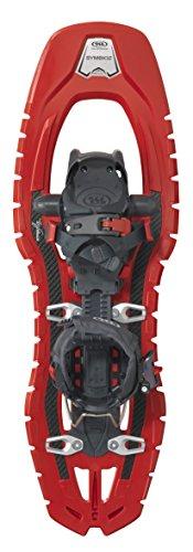 TSL Symbioz Elite - Raqueta de Nieve, Unisex Adulto, Symbioz Elite, Rosso (Ruby), 50 kg - 120...