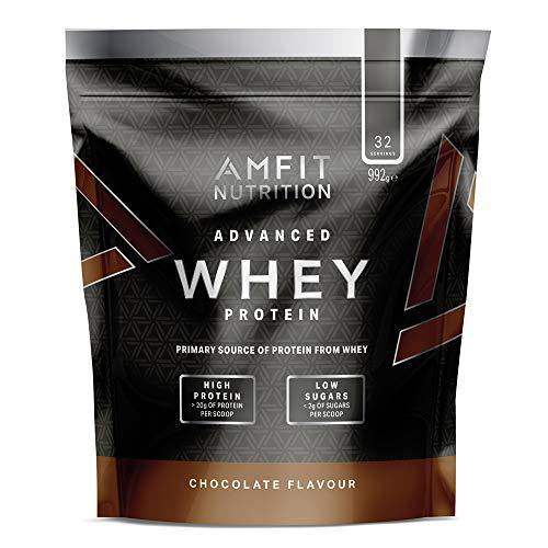Amazon Brand - Advanced Whey Chocolate 990 g