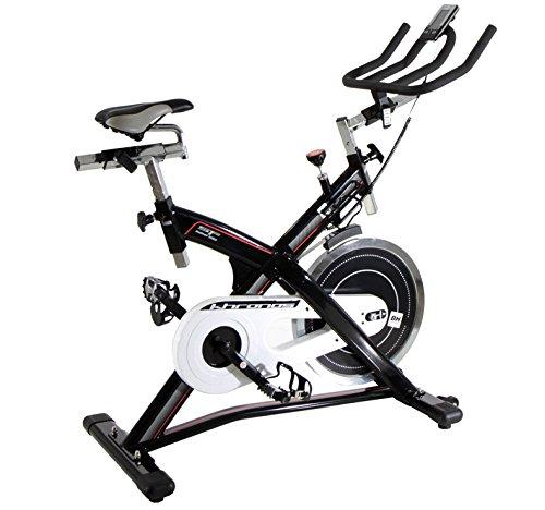 BH Fitness KHRONOS 10005713 Ciclismo indoor a fricción - 20 Kg - Freno de emergencia -...