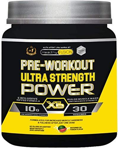 Pre-entreno ultra concentrado | Potente pre-workout con beta alanina + l-arginina AAKG +...