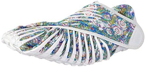 Vibram FiveFingers - Zapatillas de Sintético Unisex Adultos, Color Multicolor, Talla 38/39 EU