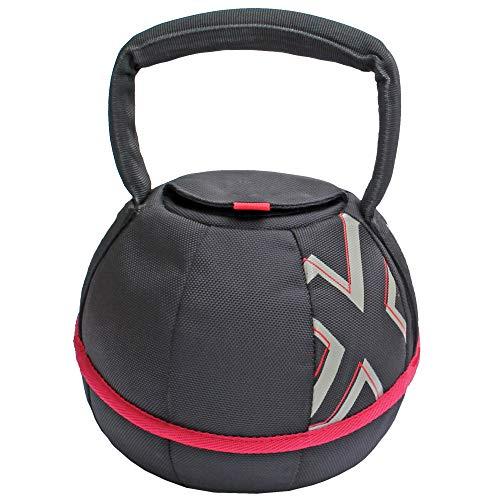 GYMBOX Bolsa de Arena/Pesas Rusas/Kettlebell/Fitness Bag/Power Bag | Entrenamiento...