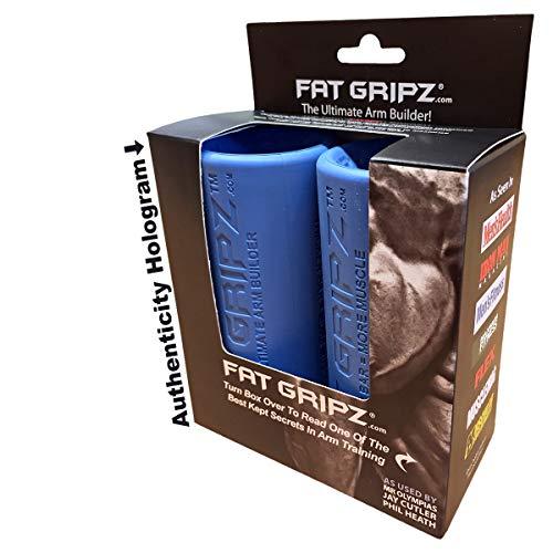 Fat Gripz - Mangos para Barras de musculación (5,7 cm de diámetro) (Original)
