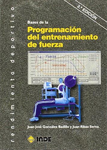 Bases de la Programación del entrenamiento de fuerza