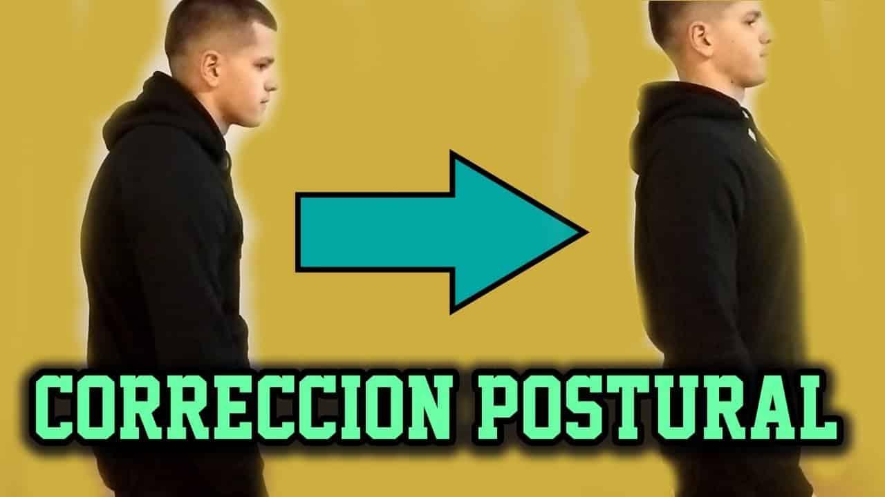 corregir postura gym